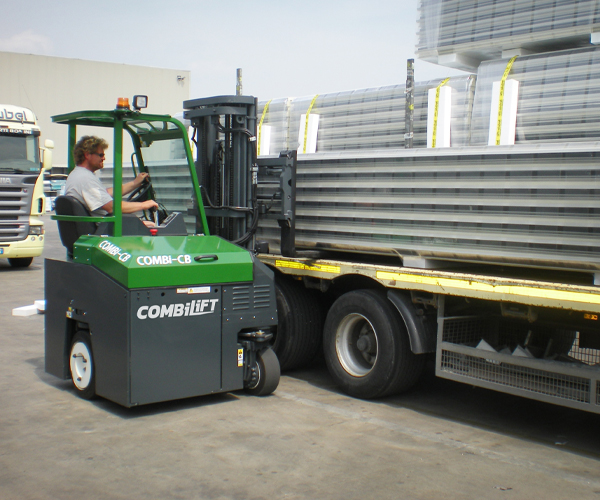 Combi-CB and long load